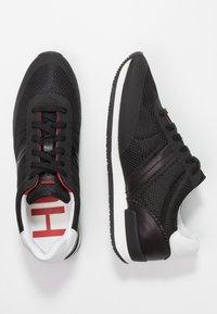 HUGO - ADRIENNE  - Sneakers basse - black - 3