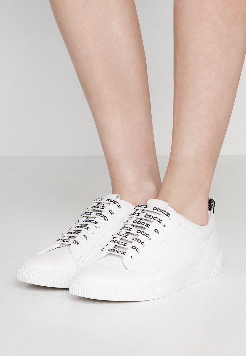 HUGO - TENN - Sneakers laag - white