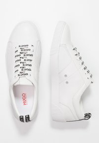 HUGO - TENN - Sneakers laag - white - 3
