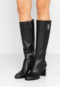 HUGO - VICTORIA BOOT - Saappaat - black - 0