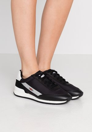 AMY LACE UP - Trainers - black