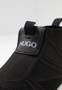 HUGO - HORIZON RUNN SOCK - Sneakers hoog - black - 2