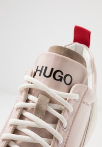 HUGO - MIA LACE UP - Trainers - open pink - 2