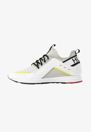 HYBRID RUN - Matalavartiset tennarit - white
