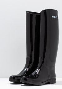 HUGO - NOLITA RAIN BOOT - Wellies - black - 4