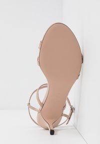 HUGO - SIENNA  - Sandals - nude - 6