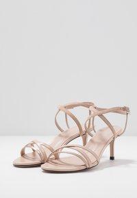 HUGO - SIENNA  - Sandals - nude - 4