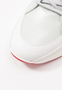HUGO - MIA LACE UP - Tenisky - white/red - 2