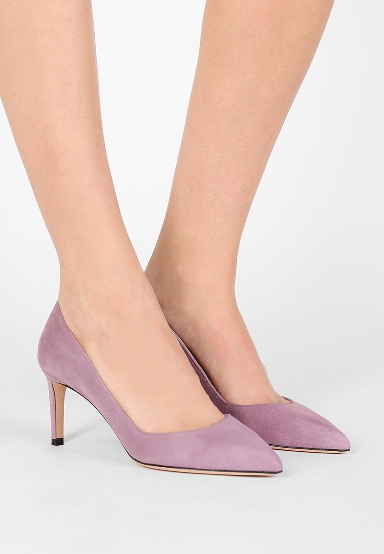 HUGO - HELLIA - Klassiske pumps - lilac
