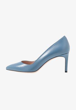 HELLIA - Classic heels - uniform blue