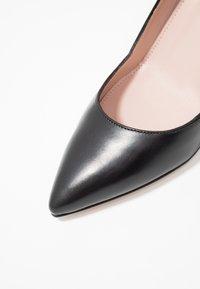 HUGO - HELLIA - Classic heels - black - 2