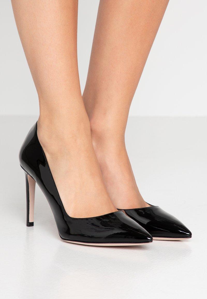 HUGO - HELLIA - High heels - black