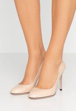 ALLISON  - Høye hæler - nude
