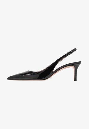 INES SLING  - Klassiske pumps - black