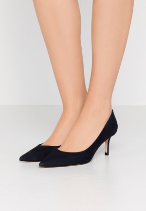 INES - Klassiske pumps - navy