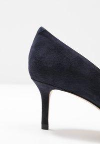 HUGO - INES - Classic heels - navy - 2
