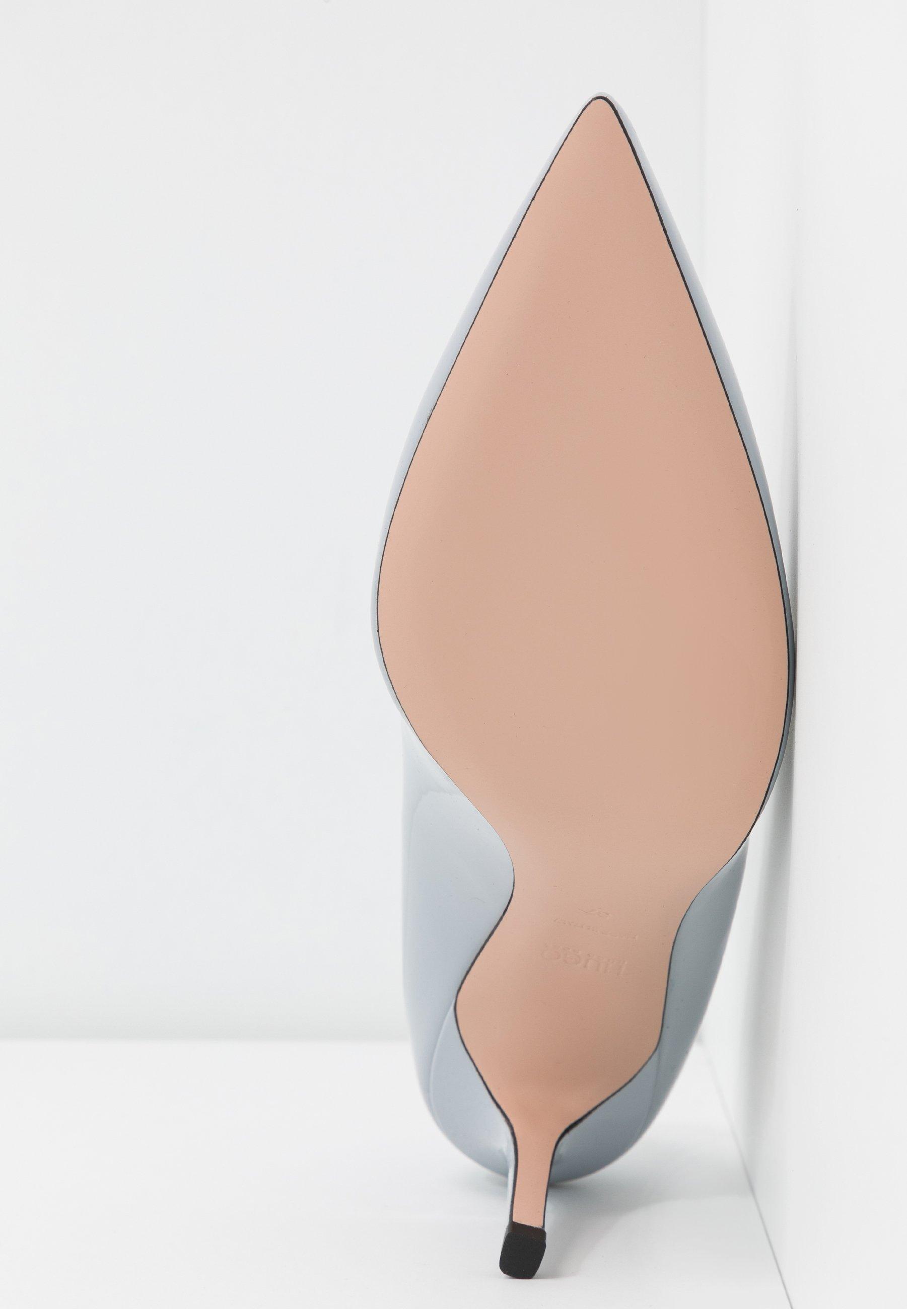 Hugo Ines - Klassiska Pumps Grey