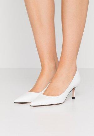 INES - Classic heels - white