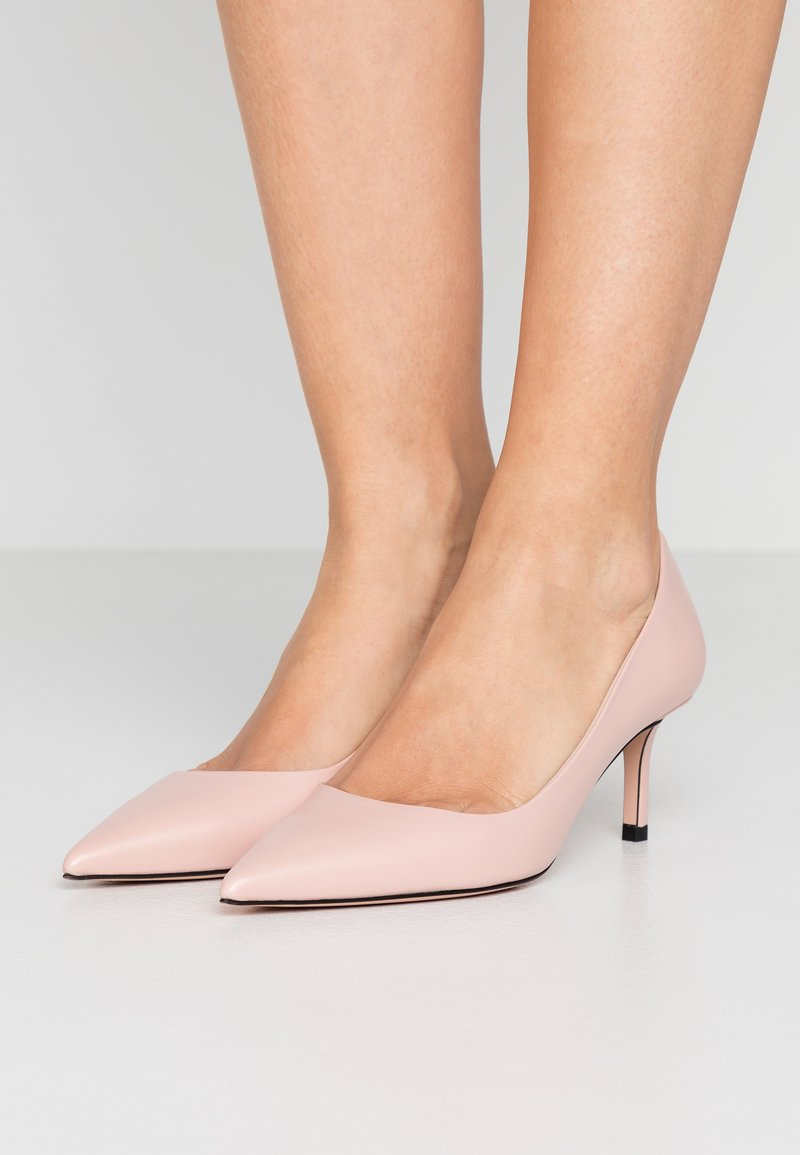HUGO - INES - Klassiske pumps - open pink