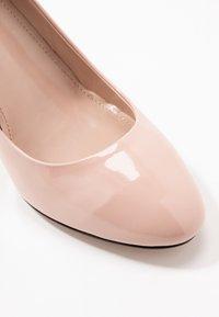 HUGO - ALLISON - Classic heels - open pink - 2