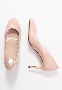 HUGO - ALLISON - Classic heels - open pink - 3