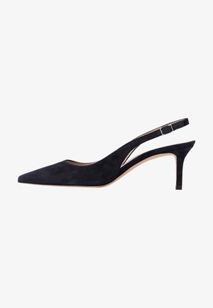 INES SLING  - Classic heels - blue