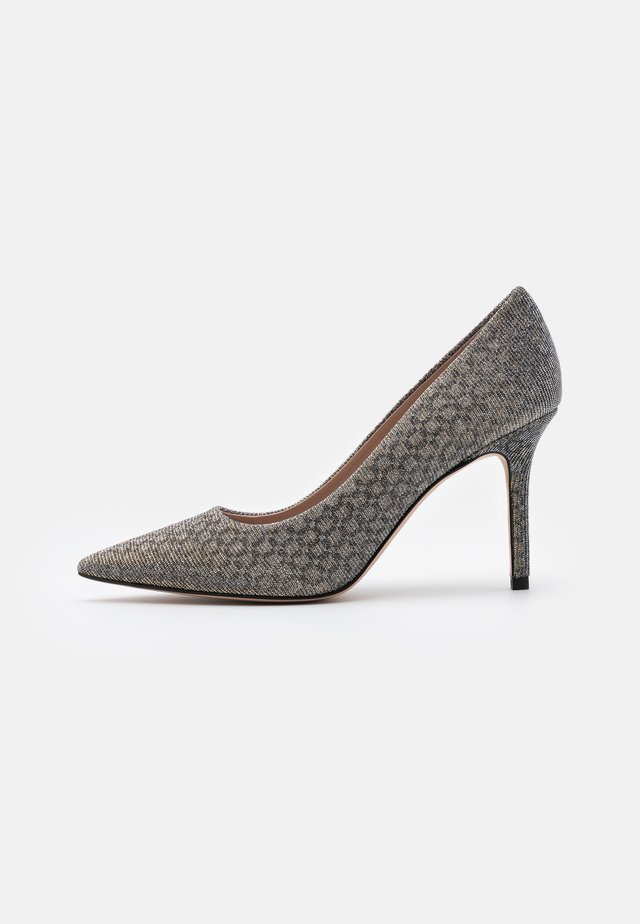 INES - High Heel Pumps - silber