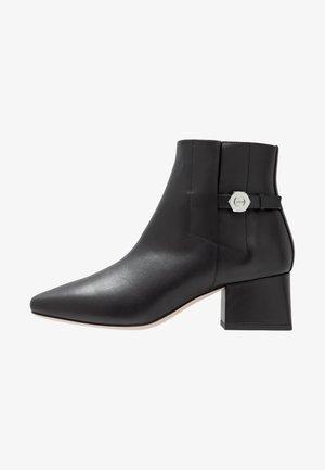 UPTOWN BOOTIE - Kotníková obuv - black