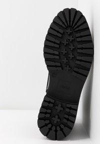 HUGO - ALPHA BOOTIE - Lace-up ankle boots - black - 6
