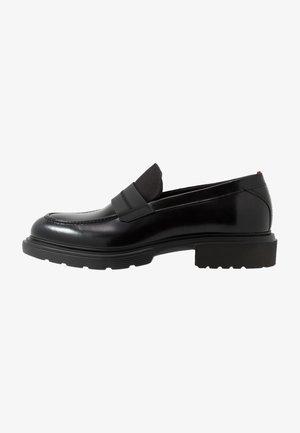 DART - Nazouvací boty - black