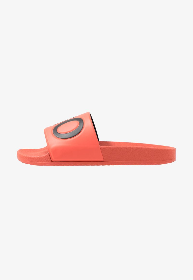 HUGO - TIMEOUT SLIP - Pantofle - bright orange