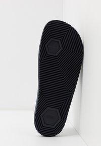 HUGO - TIMEOUT SLIP - Sandaler - dark blue - 4