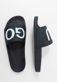 HUGO - TIMEOUT SLIP - Sandaler - dark blue - 1