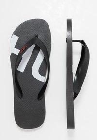 HUGO - ONFIRE - Pool shoes - black - 1