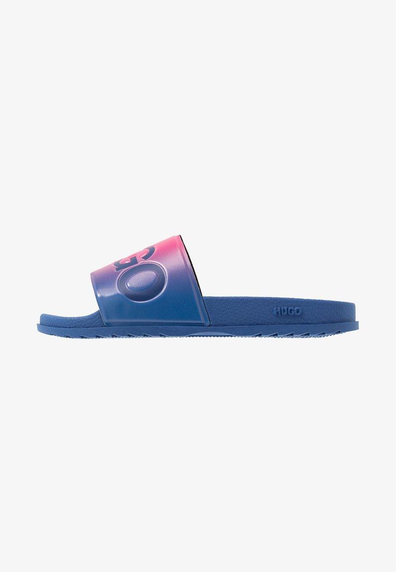 HUGO - MATCH SLID - Pantofle - open pink