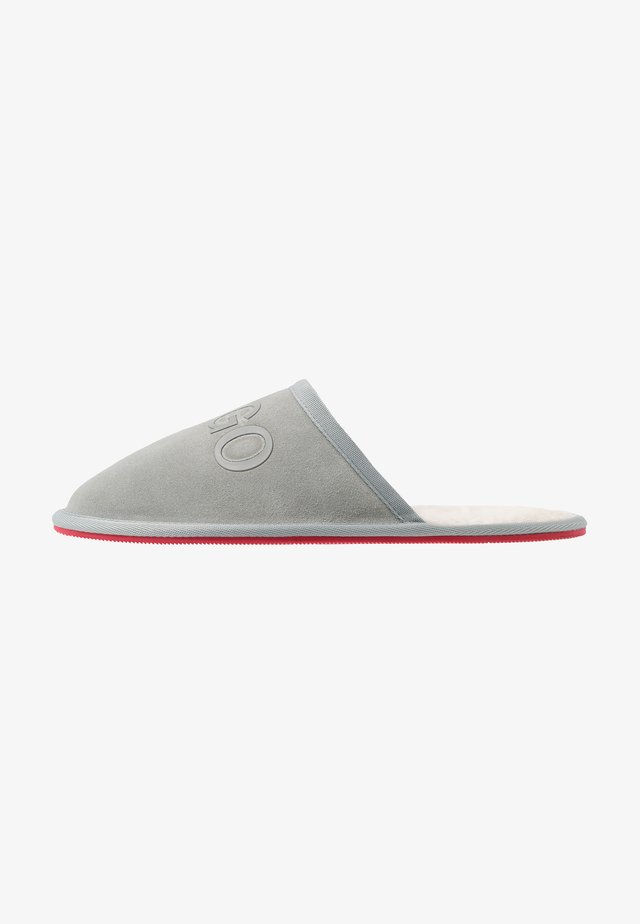 COZY SLIP - Slippers - light/pastel grey