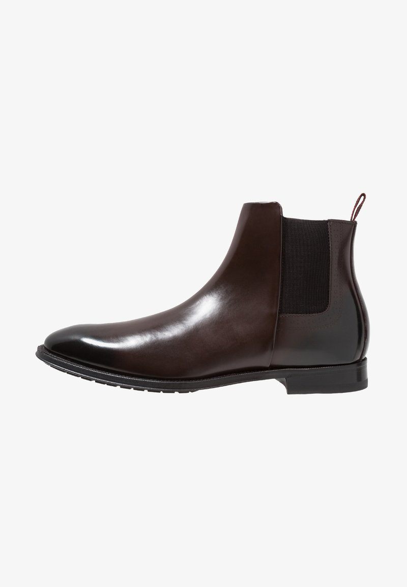 Hugo Red AllureBottines AllureBottines Dark Red Hugo Dark FJ1c3TKl