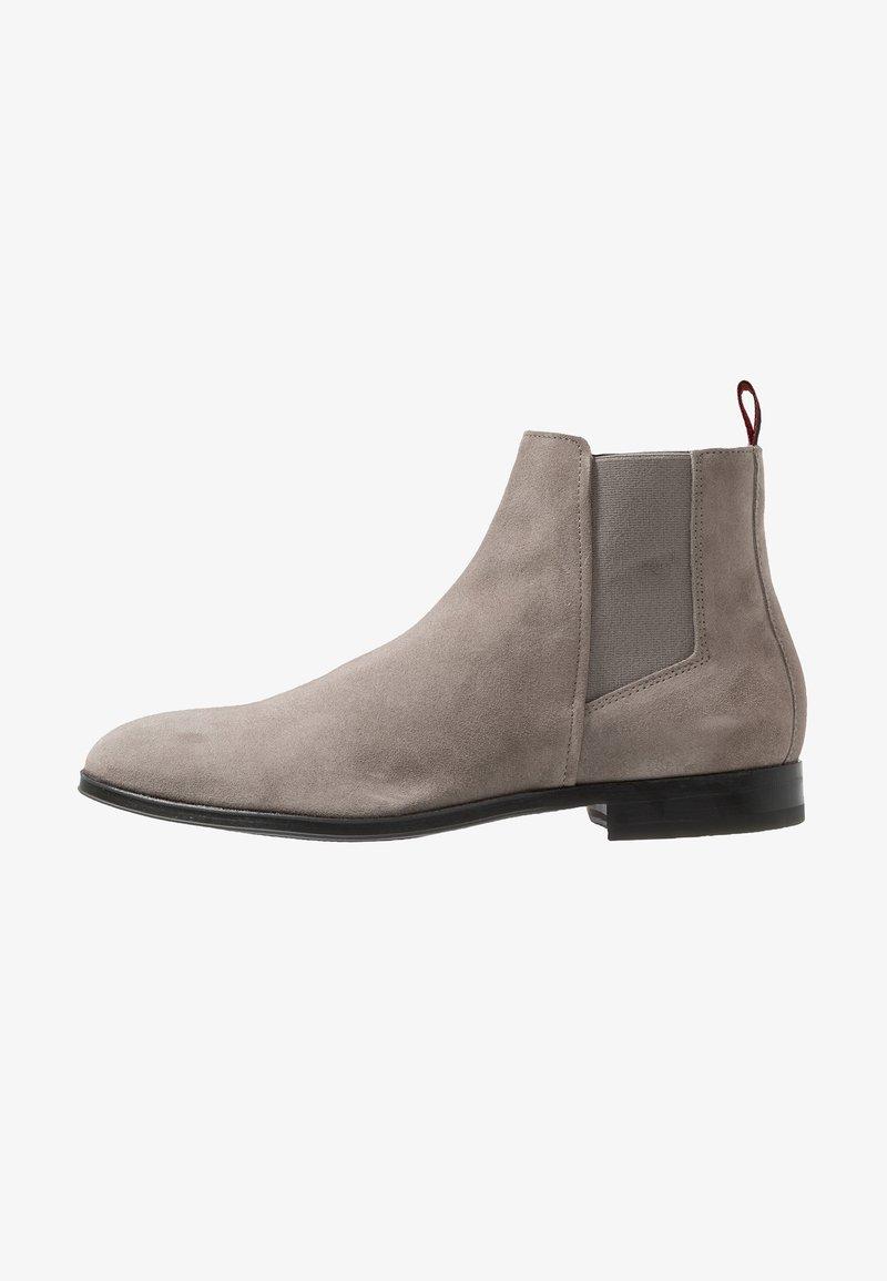 HUGO - BOHEME - Classic ankle boots - light/pastel grey