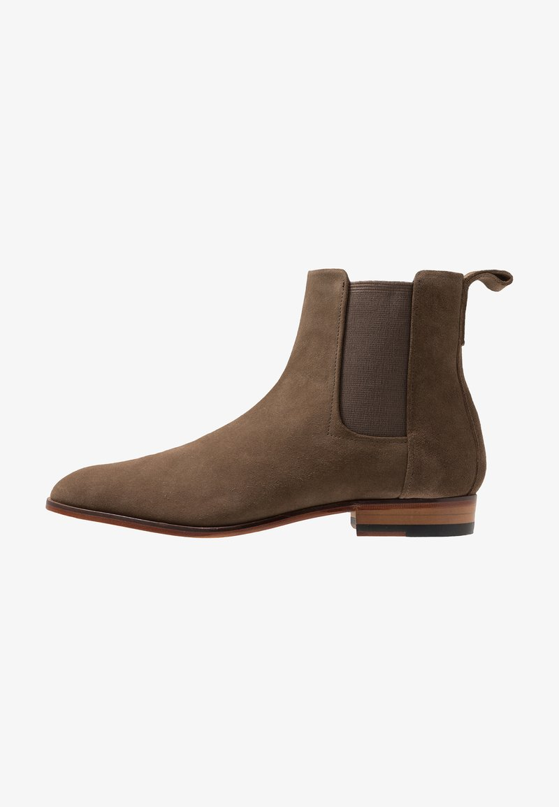 HUGO - CULT - Bottines - beige/khaki