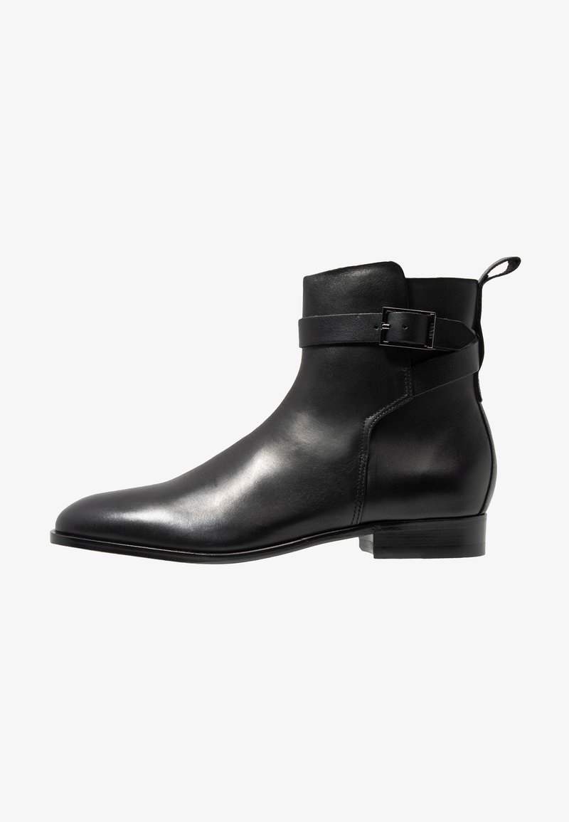 HUGO - CULT - Stiefelette - black