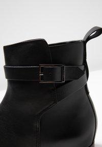 HUGO - CULT - Kotníkové boty - black - 5