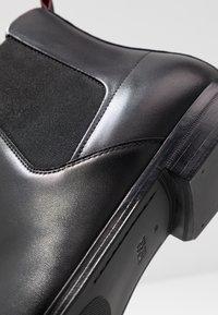 HUGO - BOHEME - Classic ankle boots - black - 5