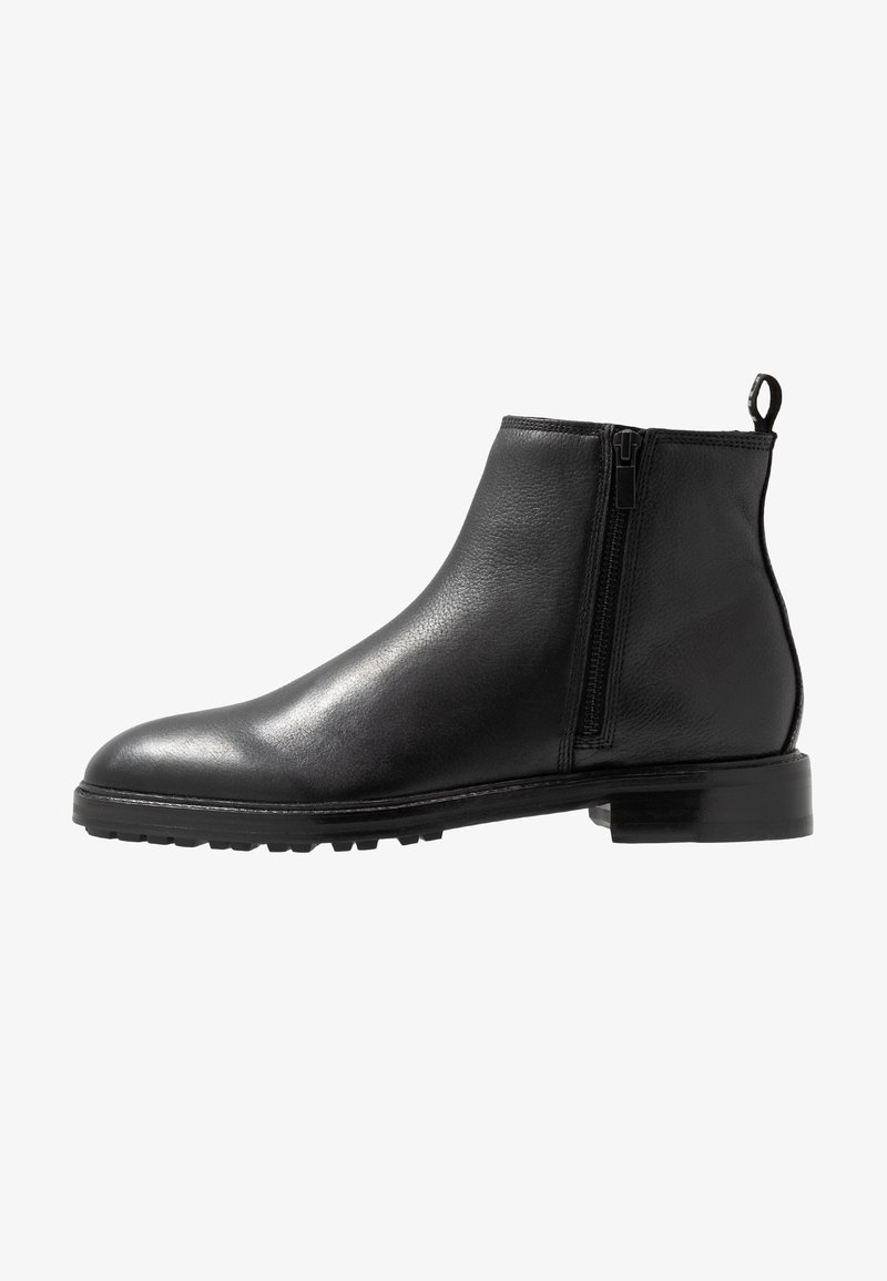 HUGO - BOHEMIAN - Støvletter - black