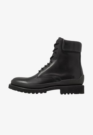 ADVENTURER - Veterboots - black