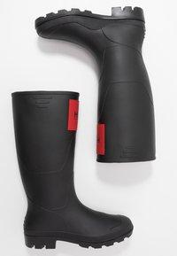 HUGO - RAIN BOOT - Holínky - black - 1