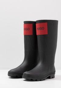 HUGO - RAIN BOOT - Holínky - black - 2