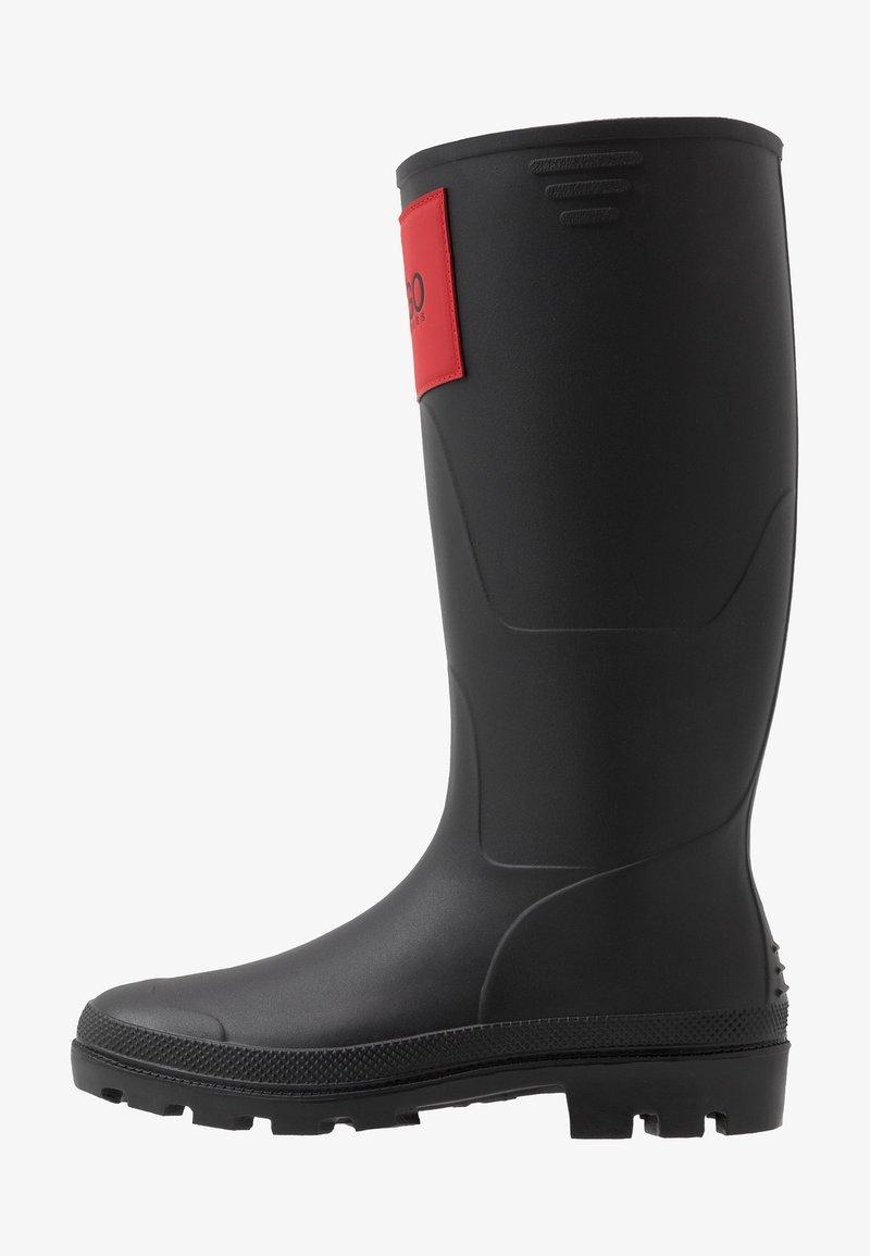 HUGO - RAIN BOOT - Holínky - black