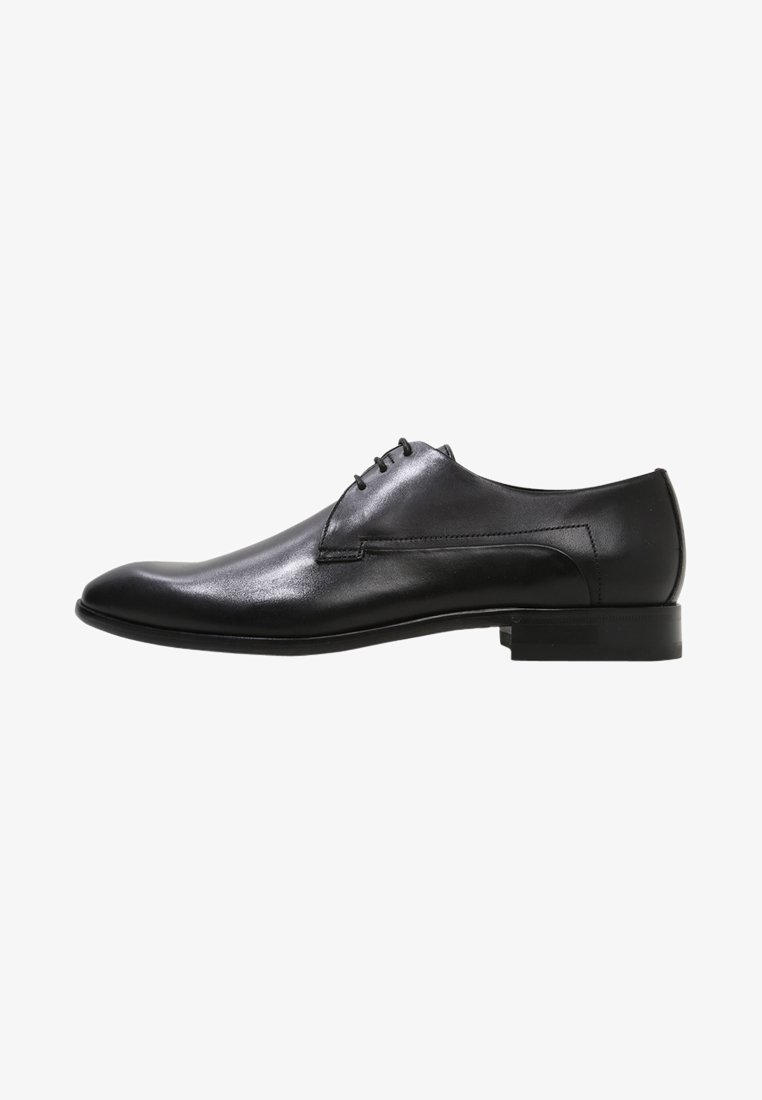 HUGO - APPEAL DERB - Smart lace-ups - black