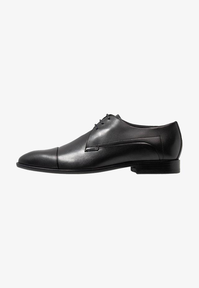 APPEAL - Zapatos con cordones - black