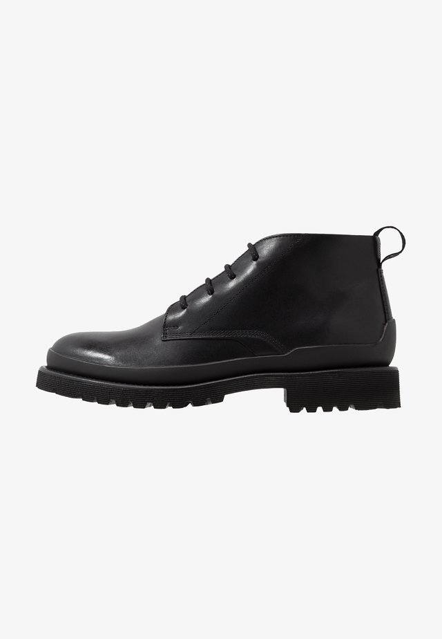 ADVENTURER - Zapatos de vestir - black